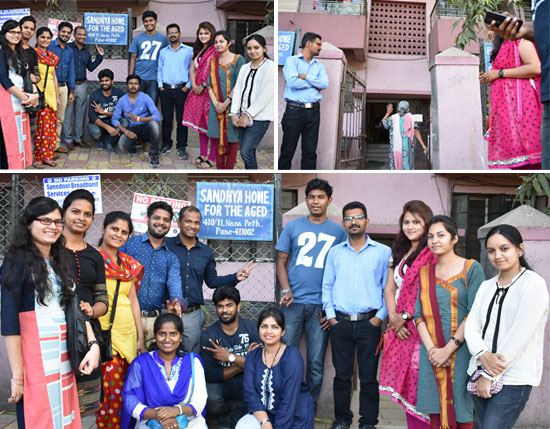 CSR Activities - snadhya home